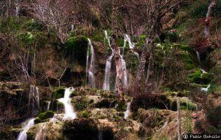 Cascadas de Covalagua