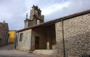 Iglesia - Navasfrías