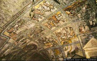 Pinturas Ermita San Tirso y San Bernabe