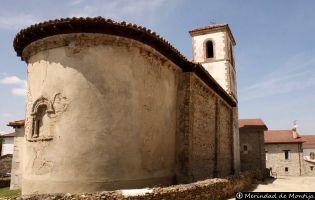 Iglesia románica de San Miguel - Bercedo