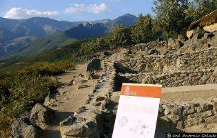 Yacimiento arqueológico del Raso - Candeleda