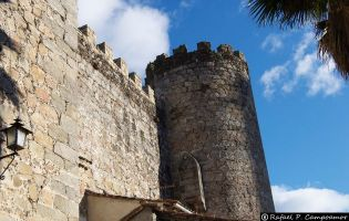 Castillo - Arenas de San Pedro