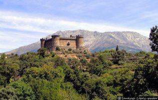 Castillo de Mombeltrán. - Ávila