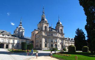 El Palacio Real de la Granja y sus Fuentes