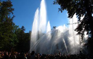 Qué ver en Segovia - Fuentes de La Granja