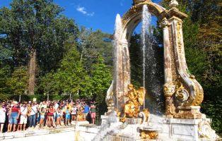 Jardines reales de La Granja - Segovia