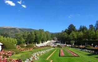 Jardines de La Granja de San Ildefonso - Segovia