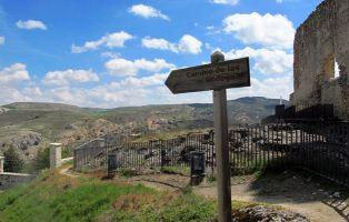 Necrópolis de Fuentidueña - Camino de las Bodegas