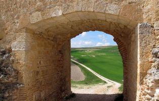 Qué ver en Fuentidueña - Puerta de la Villa amurallada - Segovia