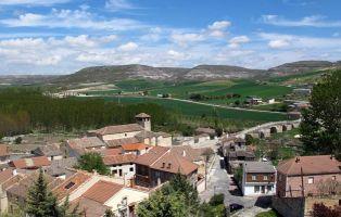 Ruta Tierra de Pinares - Fuentidueña - Segovia