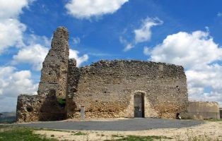 Qué visitar en Fuentidueña - Ruinas de San Martín - Monumento Histórico Artístico