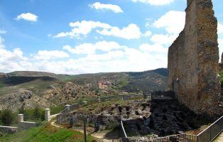 Tumbas antropomorfas talladas en la roca - Necrópolis de San Martín - Segovia