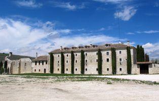 Convento franciscano - Fuentidueña - Segovia
