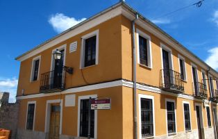 Qué ver en Fuentidueña - Casa de la Comunidad de Villa y Tierra