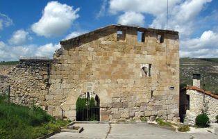 Hospital de la Magdalena - Bien de Interés Cultural - Fuentidueña - Segovia