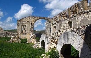 Ruinas villa medieval - Fuentidueña - Segovia