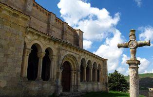 Qué visitar en Segovia - Iglesia de San Miguel - Fuentidueña