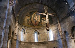 Ábside de San Martín - Museo de los Claustros de Nueva York - Fuentidueña - Segovia