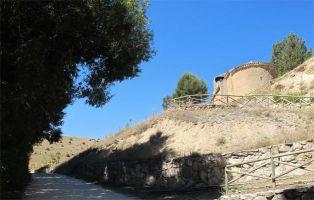 La Fuentona - Ermita de la Virgen del Valle - Muriel de la Fuente