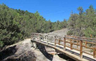Sendero de La Fuentona - Muriel de La Fuente - Soria