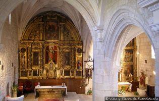 Qué ver en Tierra de Pinares - Templos góticos de Segovia