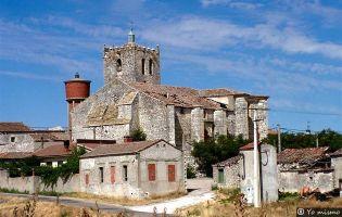 Gótico isabelino - Iglesia de Aguilafuente - Segovia