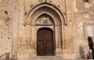 Iglesia de Santa María - Aguilafuente