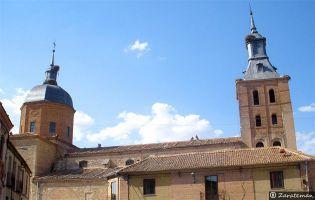 Iglesia de San Juan Bautista - Carbonero el Mayor