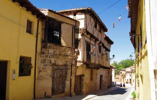 Arquitectura tradicional en la Ribera del Duero - Gumiel de Izán
