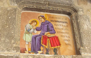 Santo Domingo de Guzmán Gumiel de Izán