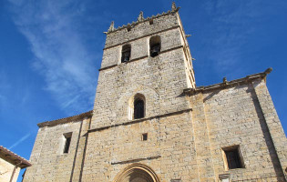 Iglesia de Santa María Gumiel de Izán