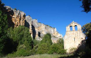 Integración armoniosa - Ermita del Casuar - Hoces del Riaza