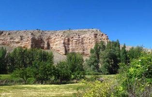 Peña Rubia - Hoces del Riaza - Segovia