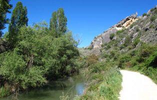 Senda del Río - Parque Natural de las Hoces del Riaza
