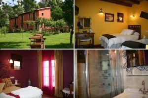 Hotel rural Arenas de San Pedro
