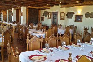 Restaurante de comida tradicional castellana - Hotel rural Jarpar