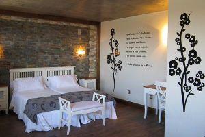 Hotel rural situado en Grajera entre las Hoces del Riaza y las Hoces del Duratón