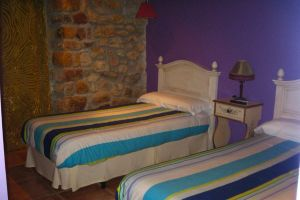 Hotel rural próximo a las pistas de esquí de Alto Campoo - La Pradera en Quintanaentello