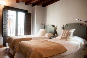 Hotel rural Princesa Kristina en Covarrubias - Burgos