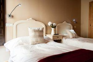 Hotel rural en la Comarca del Arlanza - Princesa Kristina en Covarrubias - Burgos