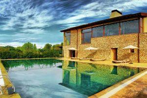 Hotel rural Spa con piscina Kinedomus Bienestar - Aranda de Duero