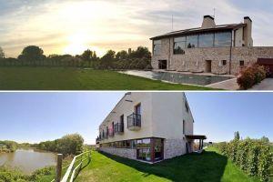 Casa rural con vistas al Duero en Aranda de Duero - Kinedomus Bienestar