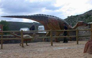 Huellas de Dinosaurios en Villar del Río - Soira