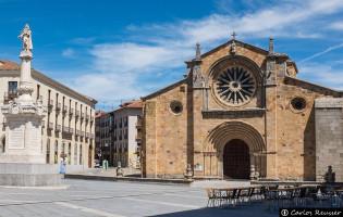 Iglesia de San Pedro Ávila