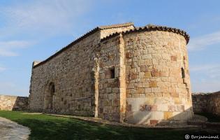 Iglesia de Santiago El Viejo Zamora