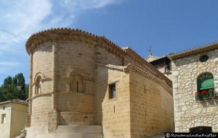 Iglesia de la Asunción Castillejo de Robledo