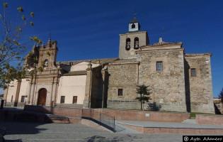 Iglesia de Nuestra Señora de la Asunción - Adanero
