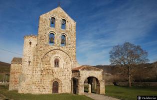Iglesia de San Salvador de Cantamuda