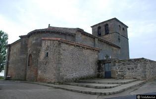 Iglesia Románica de San Andrés - Cabria