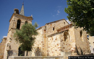 Iglesia de San Cipriano zamora